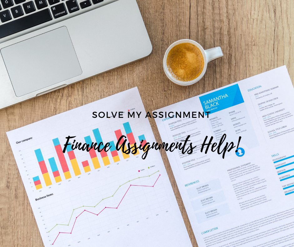 Finance Assignment Help by Professionals