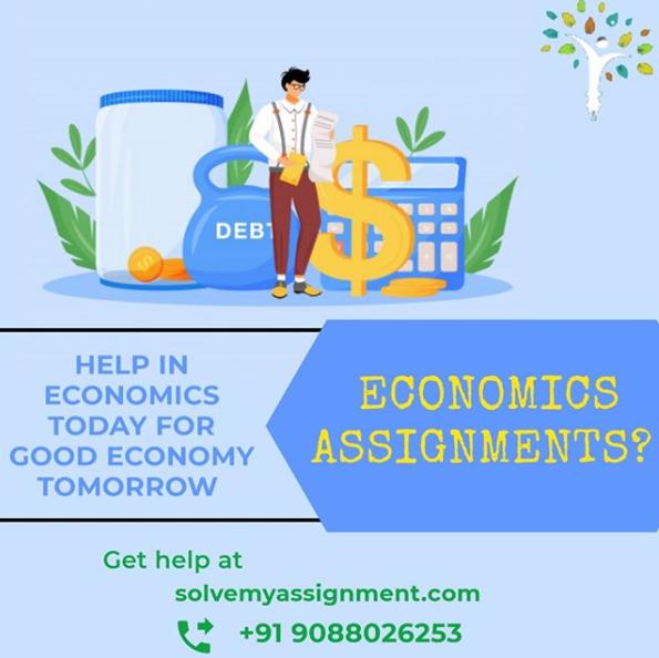 Economics Assignment Assistance